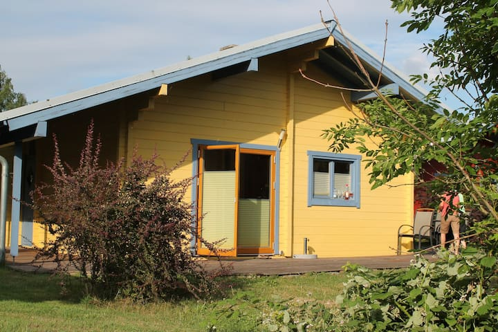 Cosy holiday home, quiet and in an idyllic setting