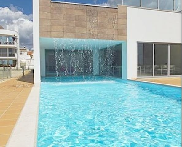 Oceanfront luxury in Fuzeta Algarve - Moncarapacho - Apartemen