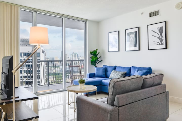 ***Unique and modern Apartment in Miami***