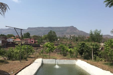 Belifal Private farmhouse @ karjat> - Karjat