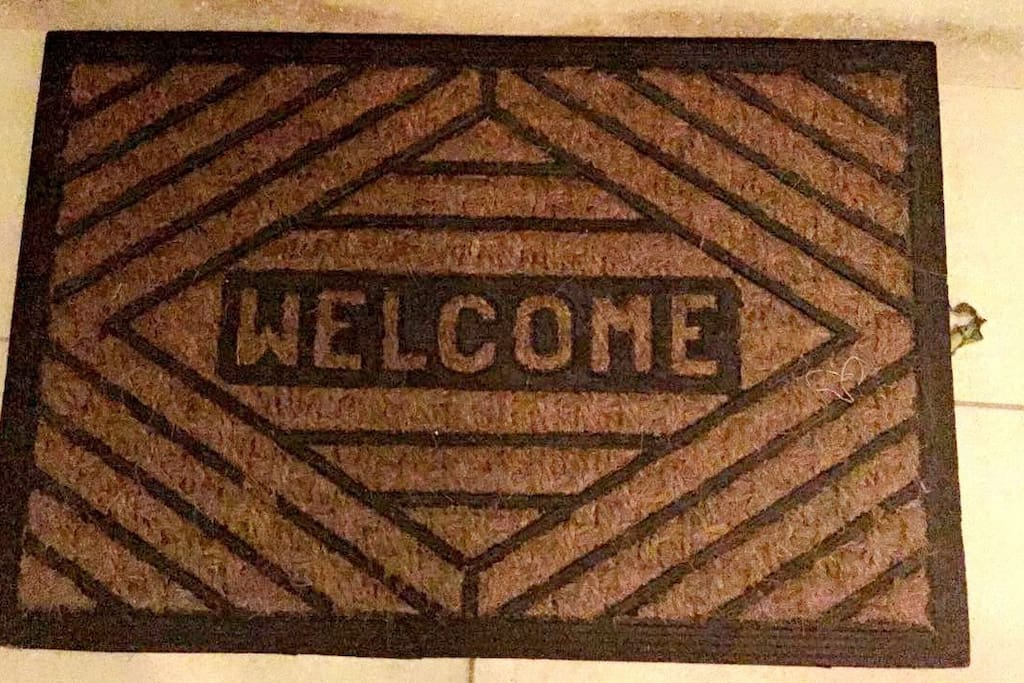 Bienvenido a nuestro espacio que es tu espacio! Welcome home!