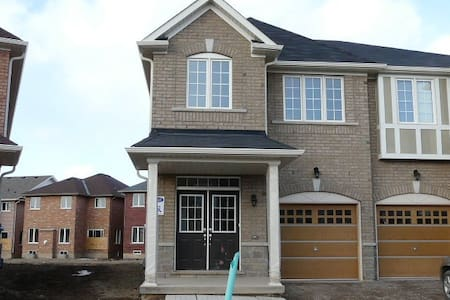 New 2 bedroom basement unit with separate entrance - Milton - Muu