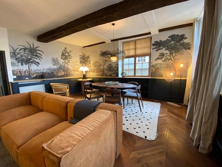 Appartement intra muros 1652