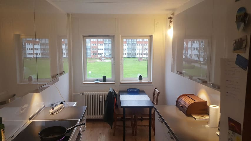 Family friendly 3BR appartment - Ballerup - Appartement
