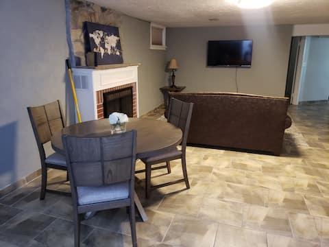 Clean & Spacious Basement Apartment