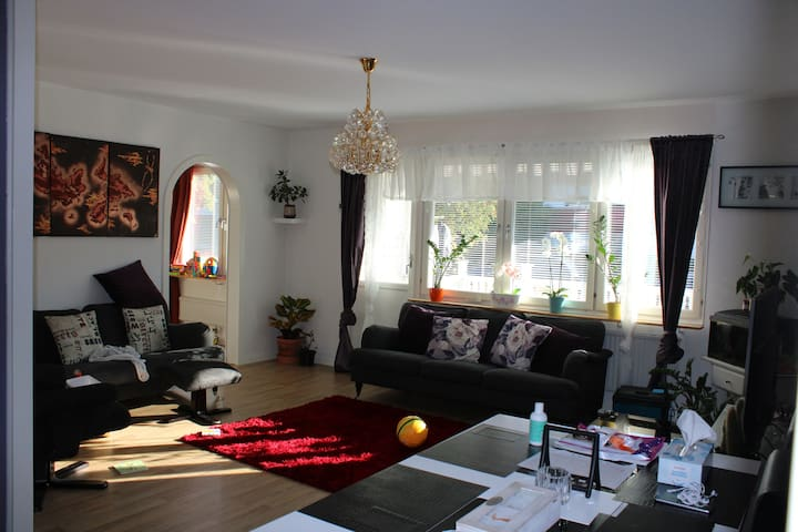 Cosy and Pleasant place 20min to Central station