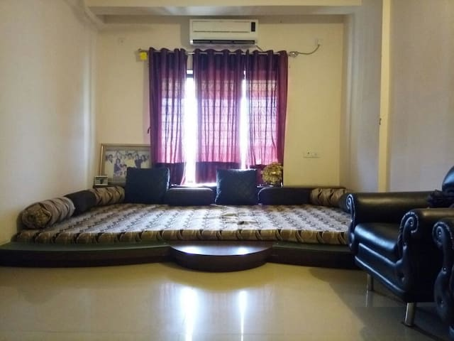 2BHK Luxurious Apartment Vadodara. Gujarat - Vadodara - Appartement