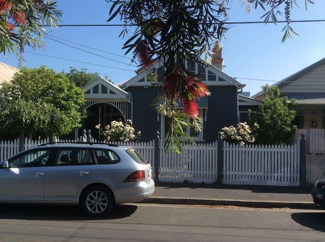 An elegant Edwardian home, stylishly renovated. - Richmond - Huis