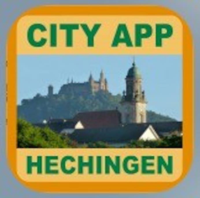 Hechingen App downloaden