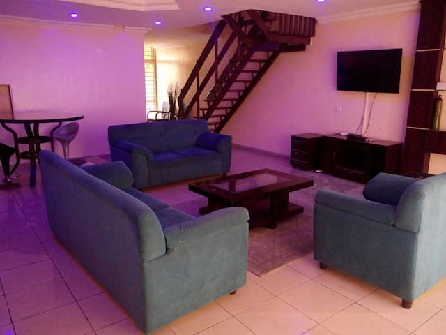 2 Bedroom Luxurious Apartment in Victoria Island