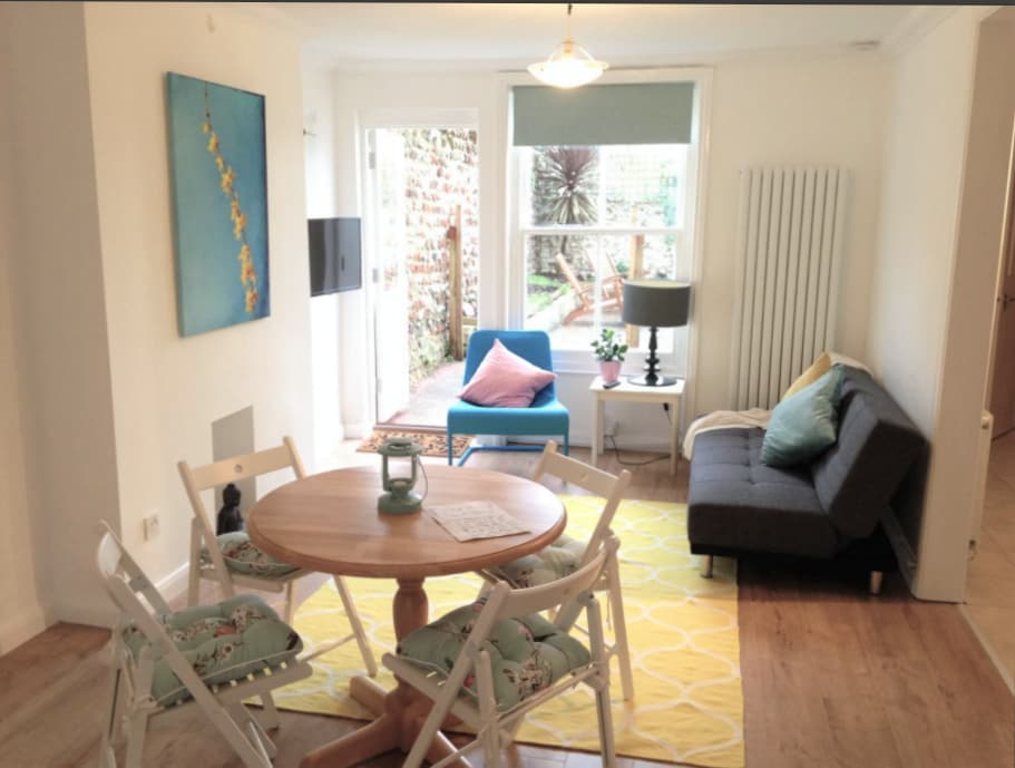 Luxury Garden Apartment   Kemptown Brighton   Apartments For Rent In The  City Of Brighton And Hove, England, United Kingdom