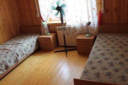 Комната 2  в минигостинице на частной ферме
