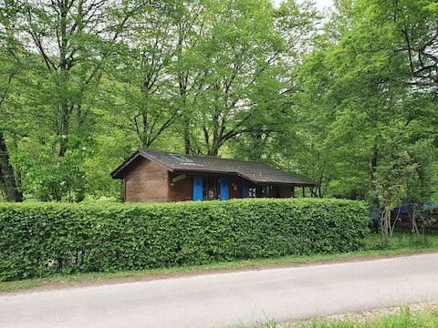 Casa de campo na costa dos Doubs