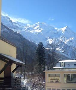 Appartement au coeur de Chamonix - Chamonix-Mont-Blanc