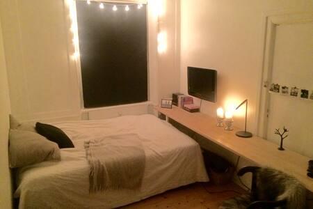Room in center Copenhagen - 哥本哈根 - 公寓