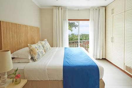 Master Bedroom - Sables d'Or Luxury Apartments