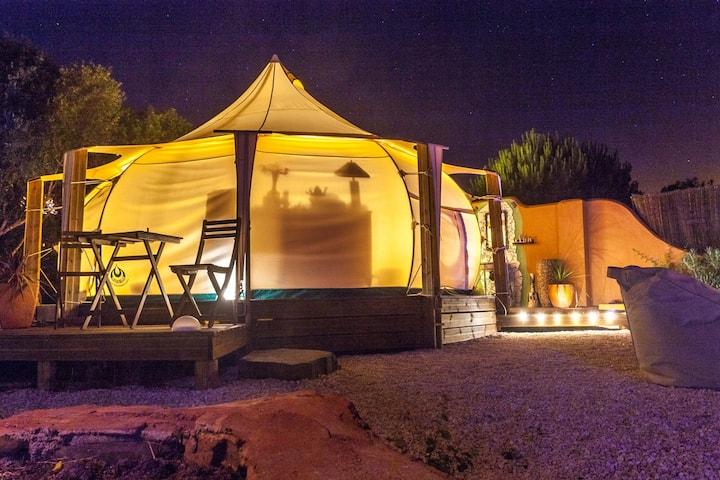 BeauDa Space AquaRose @ Glamping Holiday Algarve