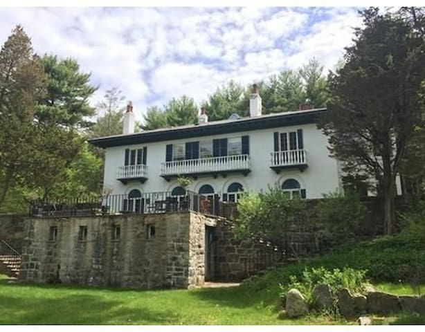10 bedroom Italian Vacation Villa - Manchester-by-the-Sea - Casa de vacances