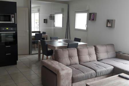 Agréable appartement avec toute commodités - Miramas - Apartmen