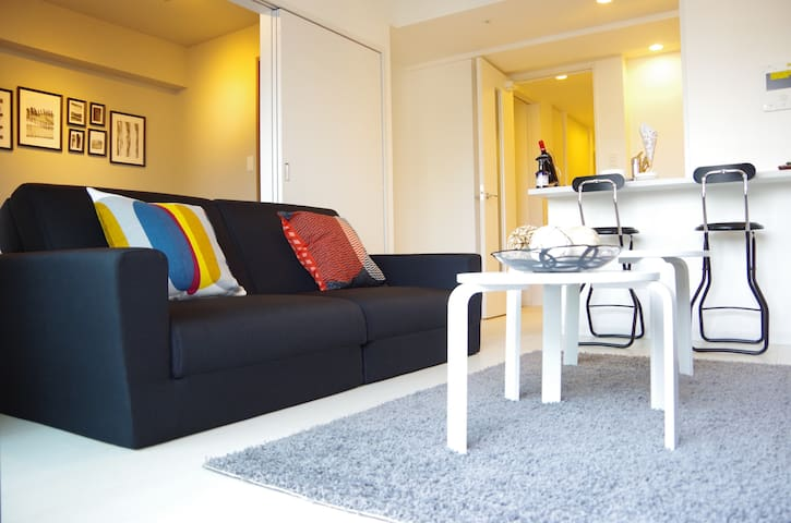 ☆New Construction★Ueno Sta.2min/Free Wi-Fi&Phone - Taitō-ku - Apartment