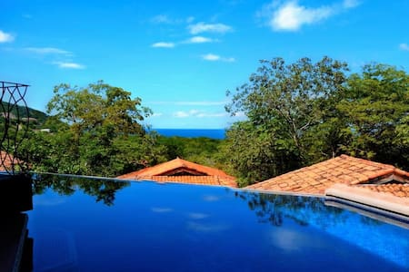 Playa Hermosa Ocean View House - Playa Hermosa  - Villa