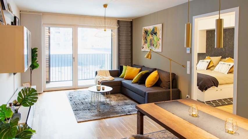 5 Min to City Center * Your Wellbeing Home