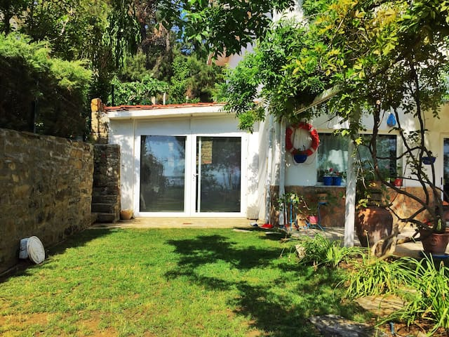 Summer house in Saros - Gökçetepe Köyü - Alojamiento vacacional