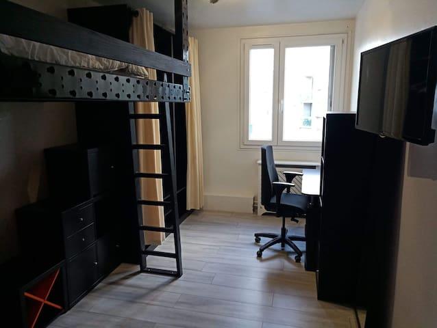 Appartement à 5 minutes du centre ville d'Aix