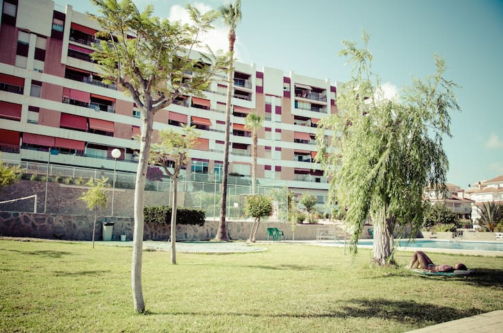 Nice apartment in Southern Spain - Calarreona - Condominium