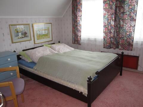 Doppelzimmer zur Miete in angenehmer Einzelwohnung in Røsvik
