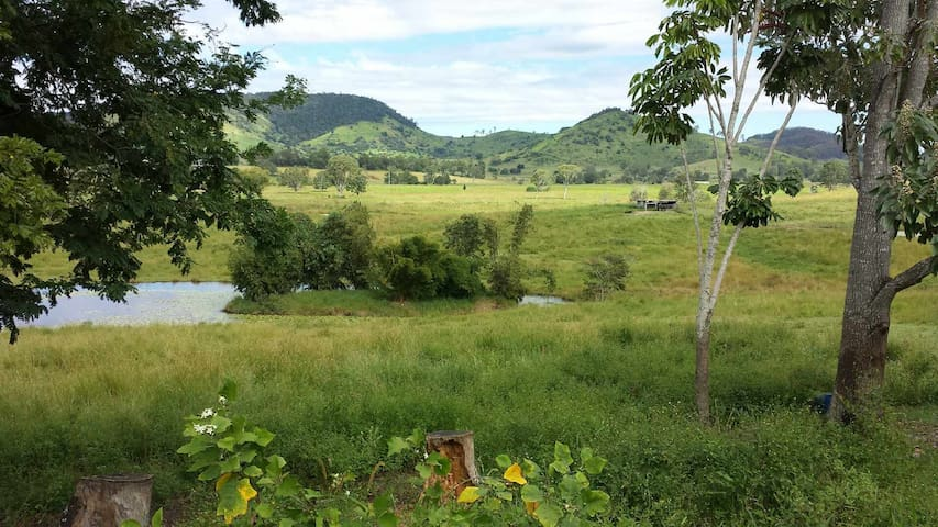 Farm Stay Sanctuary Views - Kia Ora
