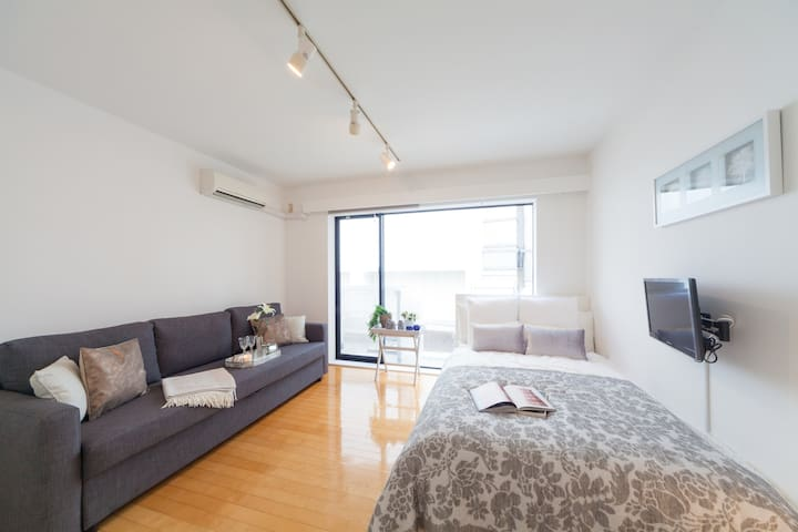 1min by walk from HIROO station #16 - Shibuya-ku - Apartmen