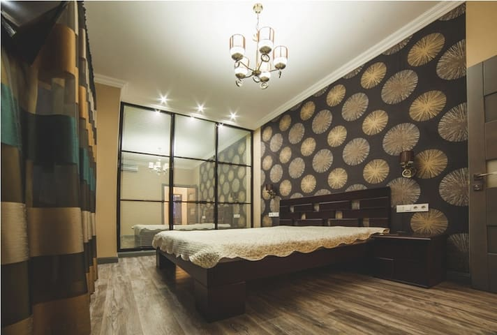 LUX Apartment Extremal View on City - Odesa - Apartemen