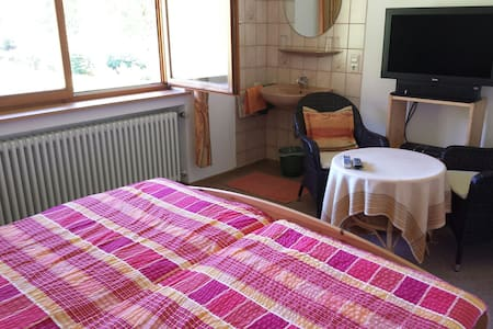 Gemütliches Zimmer im Grünen - Oberwolfach