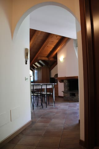 RESIDENCE AL MANIERO APPARTAMENTO BILOCALE 4 PX - Понте-ди-Леньо - Квартира