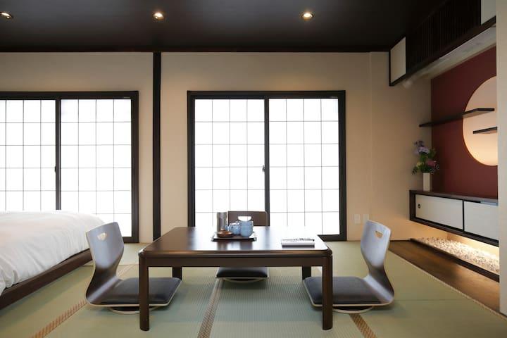 Japanese Style, Relaxing Room/Near Ikebukuro/wifi