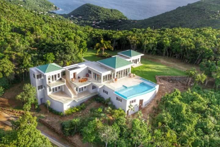 Langarra: Pristine Estate w/2 Private Beaches,View