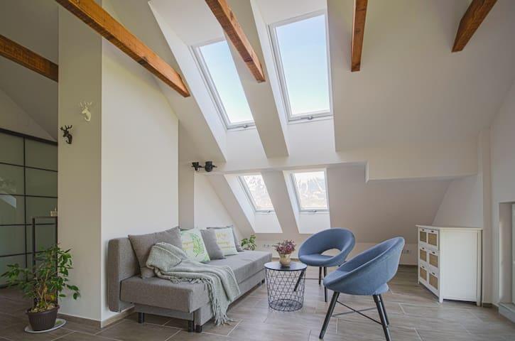 Suite Sky- living room part