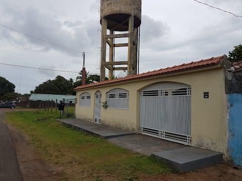 Casa na Ilha de Marajó em Salvaterra-PA