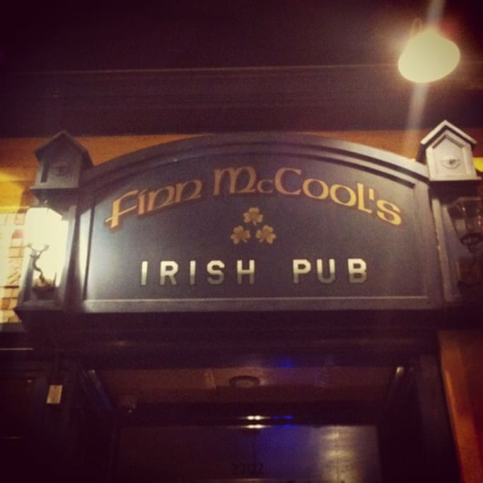 Photo of Finn McCool's