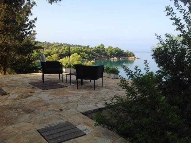 Holiday house in unique position - Porto Cheli