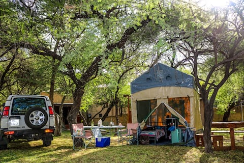 Unique, Private, & Affordable Luxury Glamping