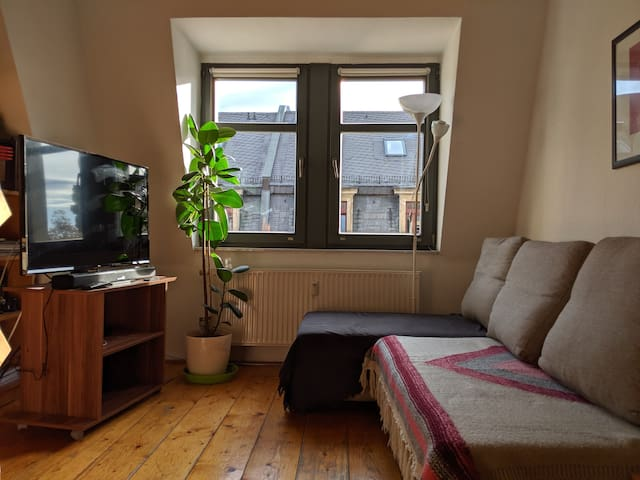 Cozy Penthouse in Neustadt