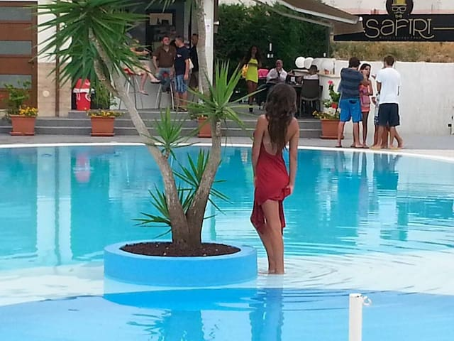 Nice villa near the beach - Piana Calzata - Apartamento
