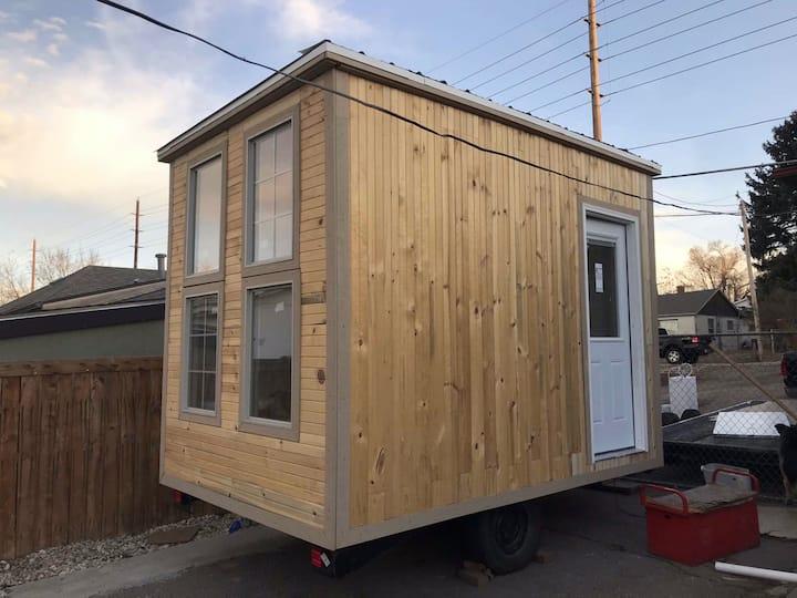 The Teeny House- A New Tiny House Experience