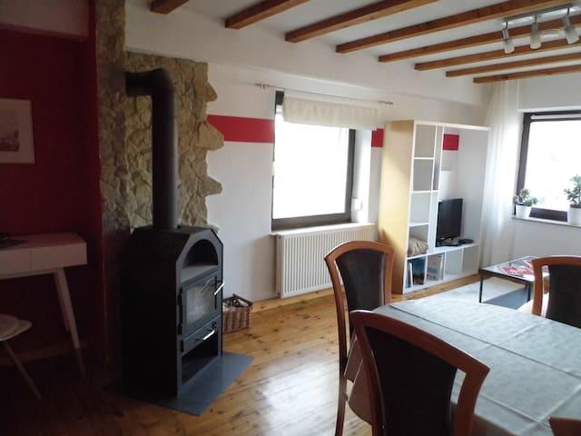 Fewo im Klosterbezirk, 2-5 Pers. - Hornbach - Apartment