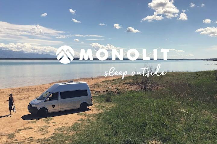 Monolit Adventure - #vanlife experience