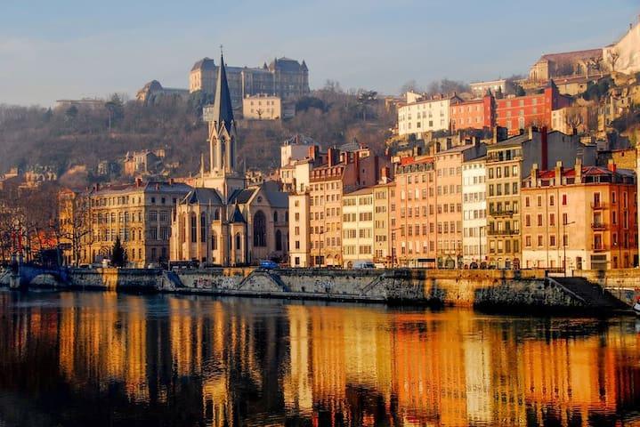 Festival de las luces - Lyon 2016