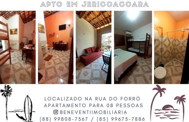 Apartamento 01 - Rua do Forró
