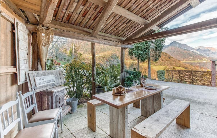 Terraced house with 2 bedrooms on 75m² in Pedavena (BL)